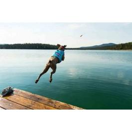 Ruffwear Gilet de sauvetage Float Coat Bleu M - Dogteur