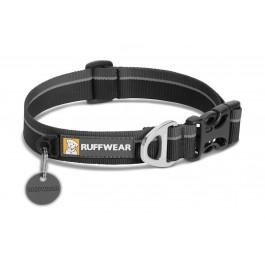 Ruffwear collier Hoopie Collar noir 28-36cm chien - Dogteur