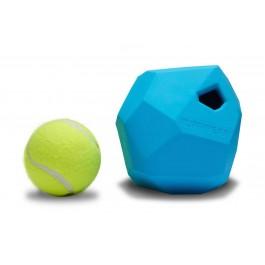 Ruffwear Gnawt-a-Rock jouet pour chien bleu - Dogteur