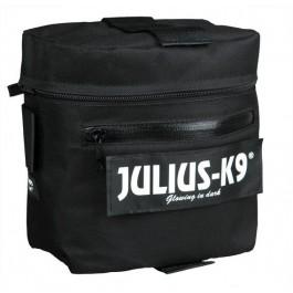 Julius K9 - 2 Sacoches noires ( pour la taille XL ) - Dogteur