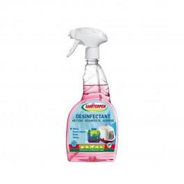 Saniterpen désinfectant pulvérisateur 750 ml - Dogteur