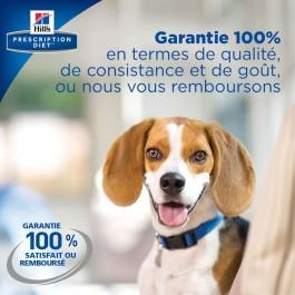 Hill's Prescription Diet Canine Z/D Allergy & Skin Care 10 kg - Dogteur