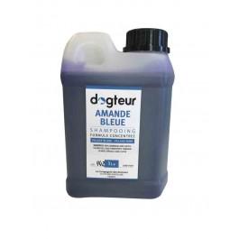 Offre Dogteur: 1 Shampooing PRO Dogteur Amandes bleues 1 L acheté = 1 gant de toilettage offert - Dogteur