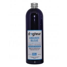 Offre Dogteur: 1 Shampooing PRO Dogteur Amandes bleues 500 ml acheté = 1 gant de toilettage offert - Dogteur