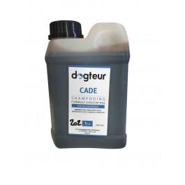 Offre Dogteur: 1 Shampooing PRO Dogteur Cade 1 L = 1 gant de toilettage offert - Dogteur