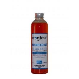 Offre Dogteur: 1 Shampooing PRO Dogteur Mandarine 250 ml acheté = 1 gant de toilettage offert - Dogteur