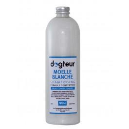 Offre Dogteur: 1 Shampooing PRO Dogteur Moelle Blanche 500 ml acheté = 1 gant de toilettage offert - Dogteur
