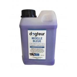 Offre Dogteur: 1 Shampooing PRO Dogteur Moelle Bleue 1 L acheté = 1 gant de toilettage offert - Dogteur