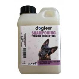 Offre Dogteur: 1 Shampooing PRO Dogteur Soufre 1 L acheté = 1 gant de toilettage offert - Dogteur