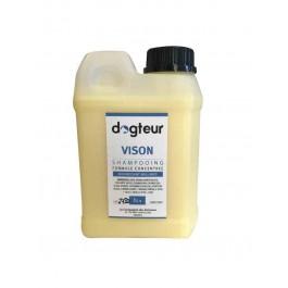 Offre Dogteur: 1 Shampooing PRO Dogteur Vison 1 L acheté = 1 gant de toilettage offert - Dogteur