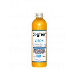 Offre Dogteur: 1 Shampooing PRO Dogteur Vison 250 ml acheté = 1 gant de toilettage offert - Dogteur
