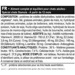 Royal Canin Siamois Adult 38 4 kg - Dogteur