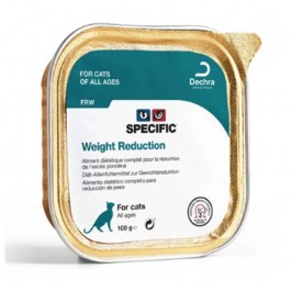 Specific Chat FRW Weight Reduction 7 x 100 grs - Dogteur