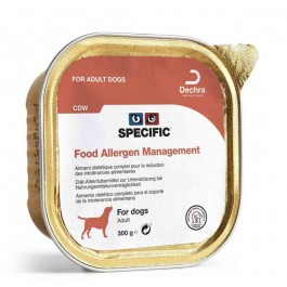 Specific Chien CDW Food Allergy Management 6 x 300 grs - Dogteur