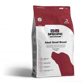Specific chien CXD-S Adult Small Breed 1 kg - Dogteur