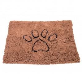 DGS Dirty Dog Doormats Tapis marron M - Dogteur