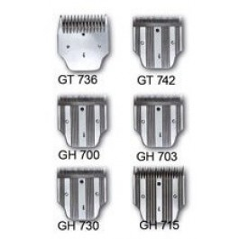 Tête de tonte Aesculap GH700 1/20 mm pour tondeuse Favorita et Libra - Dogteur