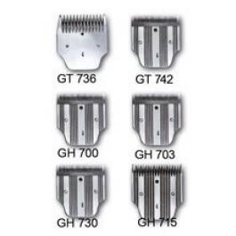 Tête de tonte Aesculap GH712 1 mm pour tondeuse Favorita et Libra - Dogteur