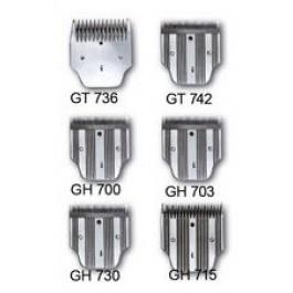 Tête de tonte Aesculap GT758 5 mm pour tondeuse Favorita et Libra - Dogteur