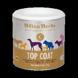 Hilton Herbs Top Coat Peau Chien 125 g - Dogteur