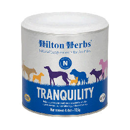 Hilton Herbs Tranquility Chiens Anxieux 125 g - Dogteur