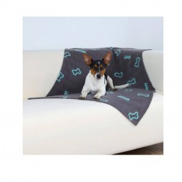 Trixie Couverture Beany 100 × 70 cm taupe - Dogteur