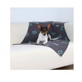 Trixie Couverture Barney 150 × 100 cm taupe - Dogteur
