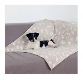 Trixie Couverture Kenny 75 × 100 cm beige - Dogteur
