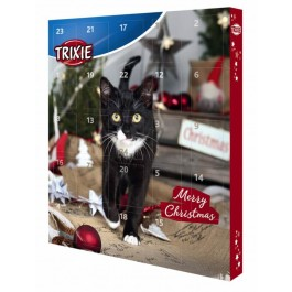 Trixie Nouveau Calendrier de l'Avent pour chat 2018 - Dogteur