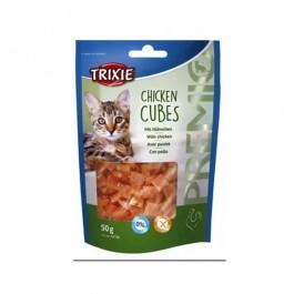 Trixie Premio Cubes au Poulet pour Chat 50 grs - Dogteur