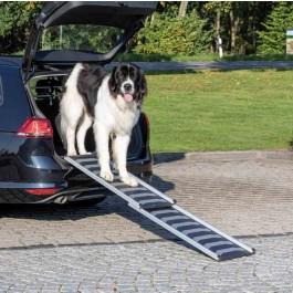 Trixie Rampe télescopique Petwalk en aluminium