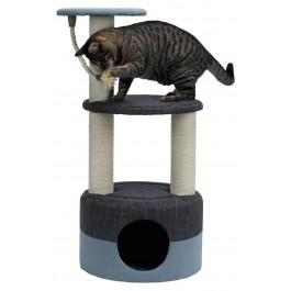 Trixie Arbre à chat Alejo bleu et gris - Dogteur