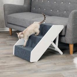 Trixie Escalier en MDF et feutre 40 × 67 cm - Dogteur