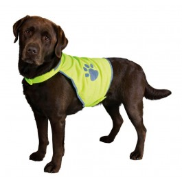Trixie Gilet de sécurité Safety Dog chien L - Dogteur