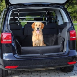 Trixie lit pour coffre de voiture 164 x 125 cm - Dogteur