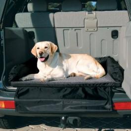 Trixie lit pour coffre de voiture 95 x 75 cm - Dogteur