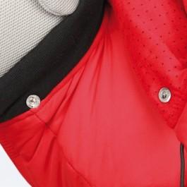 Trixie Manteau Hiver Palermo Rouge 45 cm - Dogteur