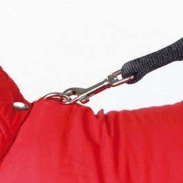 Trixie Manteau Hiver Palermo Rouge 40 cm - Dogteur