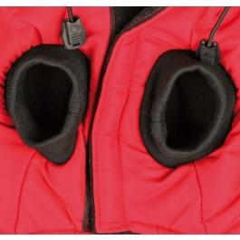 Trixie Manteau Hiver Palermo Rouge 30 cm - Dogteur