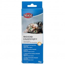 Trixie Friandise dentaire en Sticks Matatabi - Dogteur