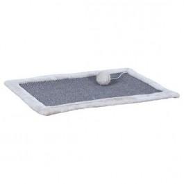 Trixie tapis griffoir gris clair 55 x 35 cm - Dogteur