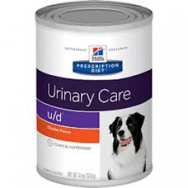 Hill's Prescription Diet Canine U/D 12 x 370 grs - Dogteur
