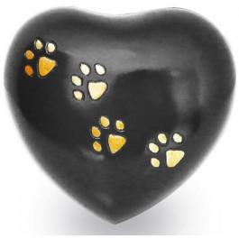 Urne funéraire Coquelicot en cuivre pour animal de 1 à 10kg - Dogteur