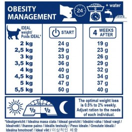 Royal Canin Veterinary Diet Cat Obesity DP42 3.5 kg - Dogteur