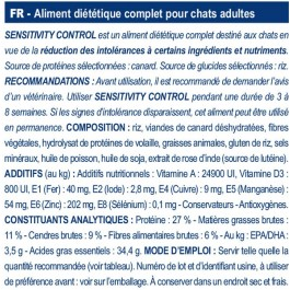 Royal Canin Veterinary Diet Cat Sensitivity Control SC27 1.5 kg - Dogteur