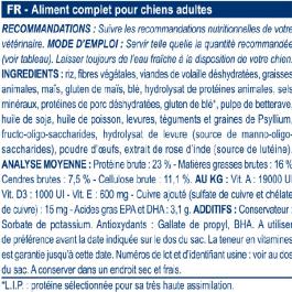 Royal Canin Veterinary Diet Dog Fibre Response FR23 2 kg - Dogteur