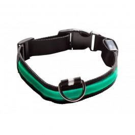 Eyenimal Light Collar vert S - Dogteur