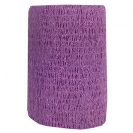 Bandes Cohésives 10 cm Violet - Dogteur