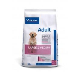 Virbac Veterinary HPM Adult Large & Medium Dog 3 kg - Dogteur