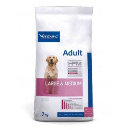 Virbac Veterinary HPM Adult Large & Medium Dog 7 kg - Dogteur